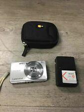 Sony Cyber-Shot DSC-W690 Digital Camera Silver