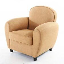 Sofás y sillones color principal marrón para el hogar