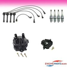 TK2050-07 : Fits 94-99 Nissan Sentra 1.6L Tune Up Kit, Cap Rotor Spark Plug Wire