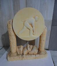trophée representant un joueur de boule bretonne (626)