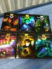 Babylon 5: The Complete Series 1-5 & The Movies All Excellent Condition