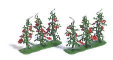 Busch 1239 - 1/87 / H0 Tomatenpflanzen 6 Stück - Neu