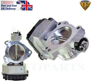 Throttle Body FOR Citroen C4 Mk1, C5 Mk2, C8, Dispatch, Peugeot 307, 407, 807