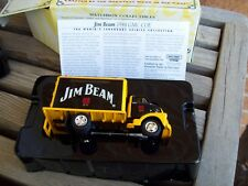 MATCHBOX JIM BEAM 1948 GMC COE  TRUCK, MIB WITH COA