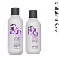 Kms California Blonde Color Vitality Duo Pack Shampoo and Conditioner