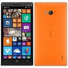 NOKIA Lumia 930 RM-1045 32GB Bright Orange Factory Unlocked 4G LTE 3G 2G GSM ...