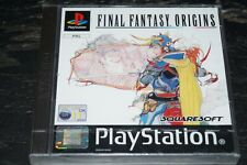 Final Fantasy Origins Sony PlayStation 1 New and sealed MINT