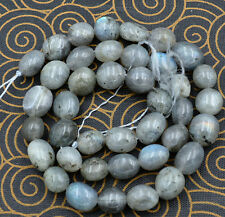 "new Beautiful 8x10mm Labradorite Irregular Shapes Gemstone Loose Beads 15"""