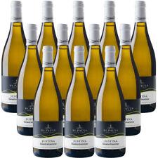 Gewurztraminer JUSTINA St.Pauls vino bianco Alto Adige DOC San Paolo 12X37,5cl
