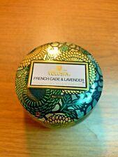 Voluspa FRENCH CADE & LAVENDER Mini Tin Candle 4oz - SAME DAY SHIPPING!