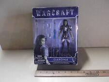 "GARONA World of Warcraft Movie 6"" Action Figure w/Accessories NIB Brand New"