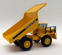 Joal 1/50 Scale Diecast - 228 Euclid R32 Dump Truck Yellow