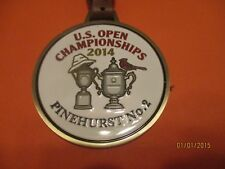 U.S. Open 2014 Pinehurst No.2 Golf Bag tag