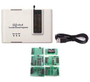 GQ PRG-1117 (GQ-4X4) Programmer + ADP-033A Newest TSOP 20mm Adapter Complete Set
