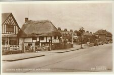 Sussex, Goring-By-Sea, Goring Road.