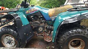 Yamaha big bear 350