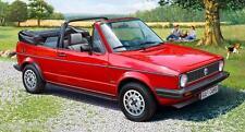 VW Golf 1 Cabriolet, Revell Auto Modèle De Kit De Montage 1:24, 07071