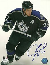 Jeremy Roenick Autographed 8 by 10 Photo JSA Certified Authentic L.A. Kings