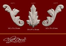 ® plastic molds for CLASSIC DECOR wall ceiling plaster elements DIY making