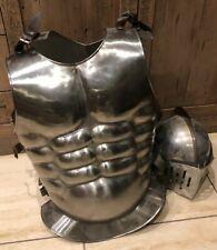 Helmet Medieval Armor Armour Knight Roman Spartan Jousting Costume Helmet