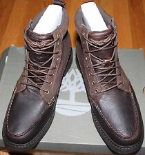 $225 TIMBERLAND MENS  BROWN FLATIRONS BOOTS SZ 7UK/ 41EU/ 7.5US