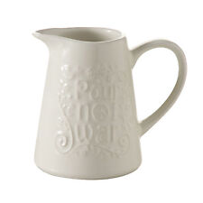 Ceramic Jugs and Pitchers