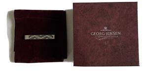 GEORG JENSEN TIE CLIP/MONEY CLIP