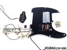 Fender American Performer Telecaster LOADED PICKGUARD Tele Yosemite/DoubleTap