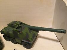 vintage GI Joe SLUGGER Tank M112-A1 1984 Hasbro no gun accessory