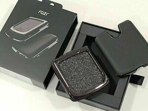 Motorola Leather Case for Razr (5G) 2020 - Black - Genuine Sealed for Razr 2020