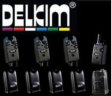 3* Delkim TXi Plus Bissanzeiger + RX Plus Pro 6 Led Receiver