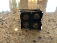 Mint Original Two (2) Pioneer Receiver Speaker Connectors