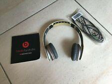 Beats by Dr. Dre Solo HD On-Ear Headphones Monster avec Notice et Cable Jack