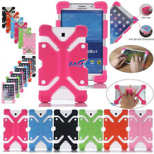"US For Onn 7"" Android Tablet Kid Soft Shockproof Silicone Rubber Case Cover Gift"