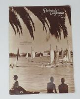Vintage California and the Pacific Travel Picture Magazine 1942 & Advertisements