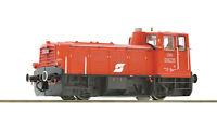 """Roco H0 78001 Diesellok Rh 2062 der ÖBB """"AC für Märklin + Sound"""" - NEU + OVP"""