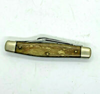 Vintage Craftsman USA 3 Blade Stockman Pocket Knife
