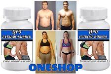 2 Lipo Extreme Burner Body Fat Reduce Weight Loss Diet Pills Slim Waist Control