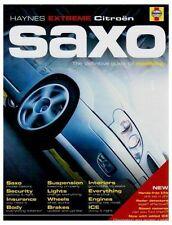 "Jex, R. M., Citroen Saxo: The Definitive Guide to Modifying (Haynes ""Max Power"""