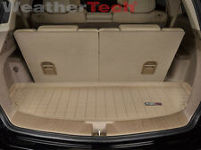 WeatherTech Trunk Mat - Acura MDX - Small - 2007-2013 - Tan