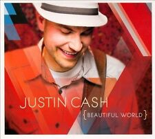 Beautiful World by Justin Cash (CD, 2012, Shadow Mountain Records)