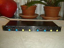 Audioarts 2100A, Tunable Electronic Crossover, 2 Channel, Vintage Rack