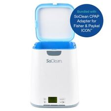 SoClean 2 CPAP Cleaner and Sanitizer w/ Adapter for Fisher & Paykel ICON