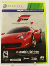 Forza Motorsport 4 - Essentials Edition (Microsoft Xbox 360) Tested & Working