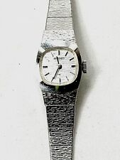 VINTAGE SEIKO MANUAL WIND UP SS LADIES WATCH, 11-3389, 890534, VIDEO LINK BELOW