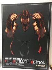 UDON STREET FIGHTER THE ULTIMATE EDITION TPB MINT OVERSIZED COMPLETE 1ST SERIES