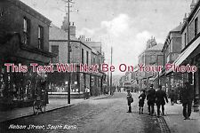 YO 106 - Nelson Street, South Bank, Middlesbrough, Yorkshire c1930 - 6x4 Photo