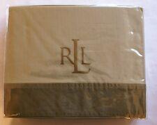 NEW Ralph Lauren Rock River Full Flat Sheet