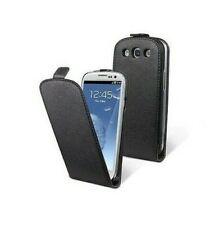 Case Cover Genuine Leather Moxie Eco Friendly Samsung Galaxy S3 I9300 Black