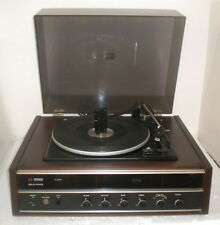 Hitachi # KS-2450H Stereo Am/Fm Receiver w/ BSR Great Britain 4 Speed Turntable
